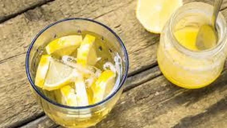 Une merveille, ce citron!!!