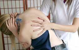 Masso-Kinésithérapie offert à la clinique À Massanté