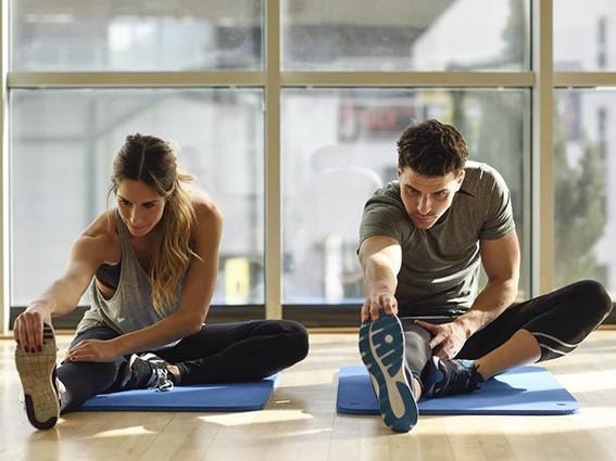 Récapitulation de l'ordre de tous les entraînements ou activités physiques