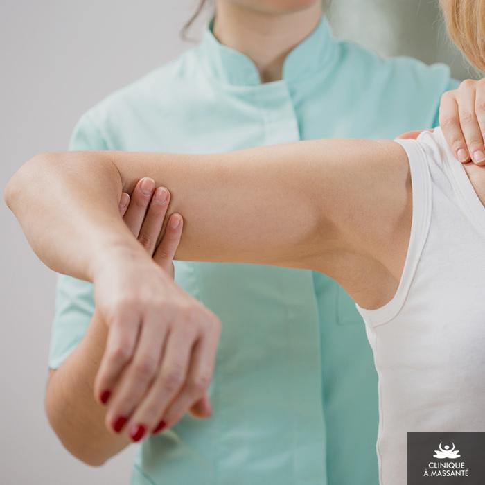 Diagnostic de la douleur à l'épaule